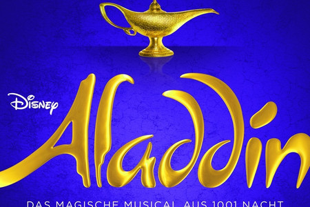 Disneys ALADDIN & ANASTASIA - Das Broadway Musical, Stuttgart